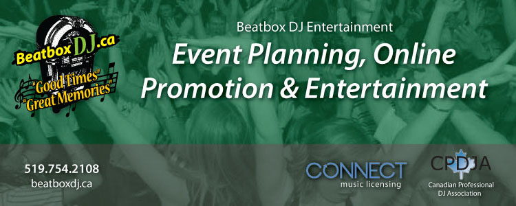 Beatbox DJ Entertainment and Event Planning